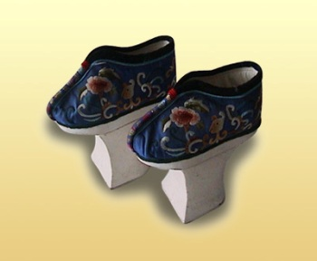 A Glimpse Of Traditional Chinese Shoes All China Womens Federation