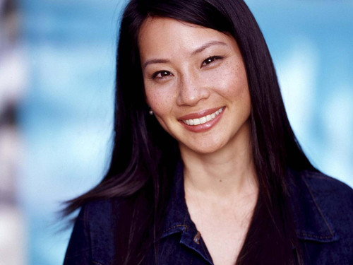 Famous Chinese American Actress Singer And Film Producer Lucy Liu Ranks 34th In People