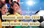 Women and the 2014 FIFA World Cup Brazil