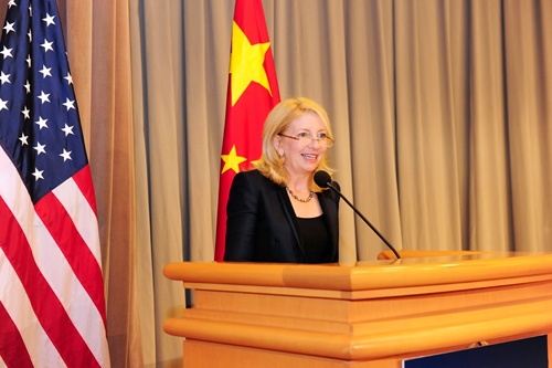 7th China-US Women's Leadership Exchange and Dialogue Opens
