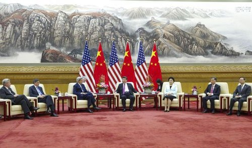 02e86f1834f899 Vice Premier Liu Yandong Comments on China-US People-to-People Exchange
