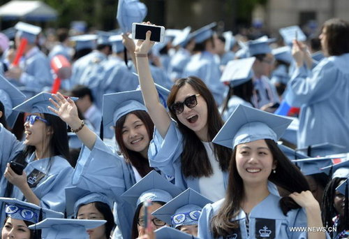 Negative Bias Against Chinese Students in America Needs to