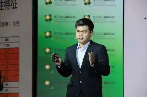 TV Host Kicks off Int'l Women's Business Forum in Beijing