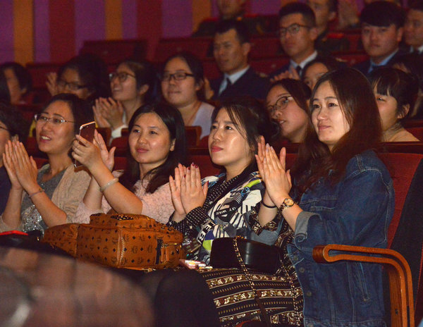 ACWF Holds Symposium to Promote Positive Spirit Among Women Nationwide
