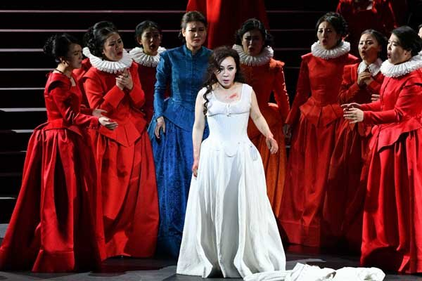 Zhang Liping: Soprano to Sing French Art Songs in Chinese Cities