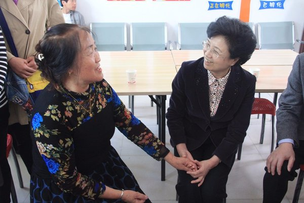 ACWF VP Stresses Reform Implementation in Latest NW China Inspection Tour