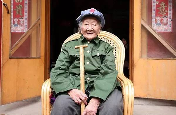 Wang Quanyuan: Brave Female Soldier in the Long March