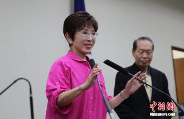 Mainland committed to promoting cross-strait exchanges