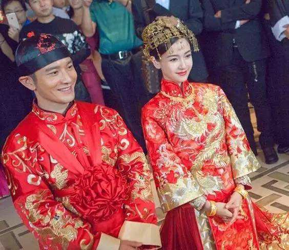 Report Traditional Chinese Wedding Ceremony Back In Fashion