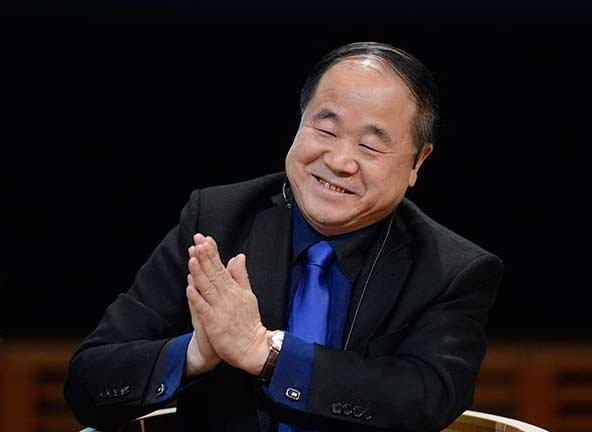 Nobel Prize Winner Mo Yan Returns with New Stories After Five Yrs