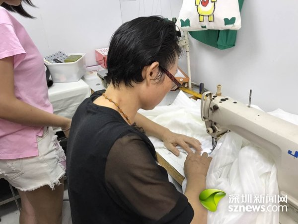 Targeted Poverty Relief Project Uses Tailor Shops to Assist Women in South China