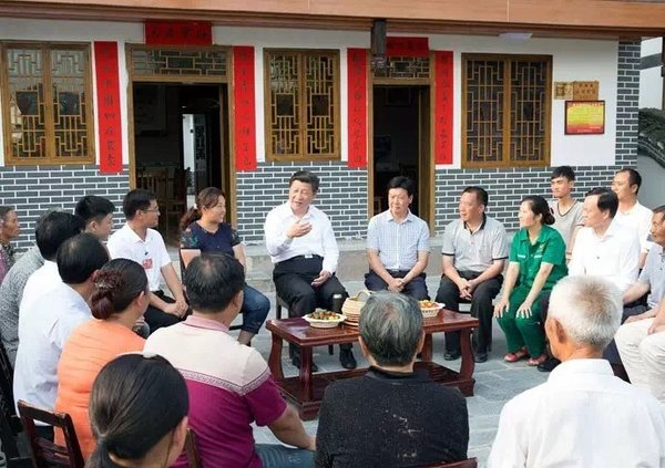 President Xi Listens to Grassroots Voices in Poverty-alleviation Efforts