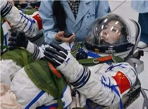 Chinese Astronauts Benefit from Strong Family Support