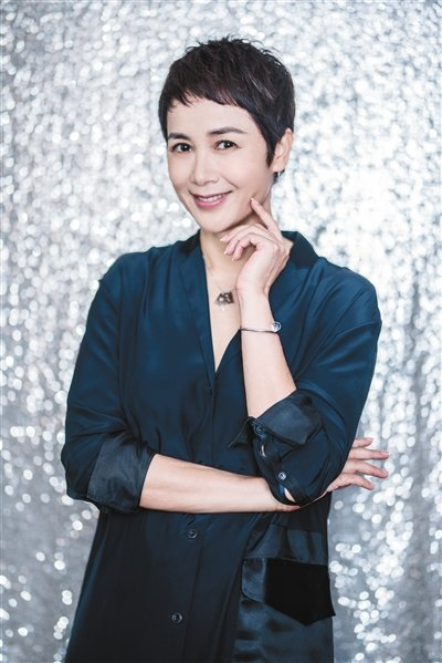 Actress Jiang Wenli: Less Dependence upon Social Media Frees Me from Outside Troubles
