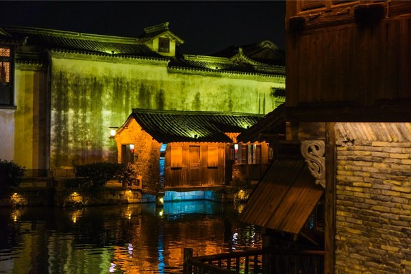 Tech Town or Hive of History? Looking for the Real Wuzhen in E China