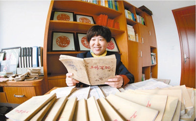 Cultural Worker's Diaries Reflect Development of Rural Cultural Activities