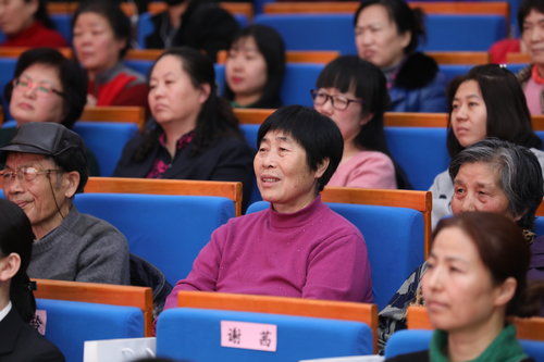 Women's Federation Conveys Congress Spirit at Beijing Courthouse