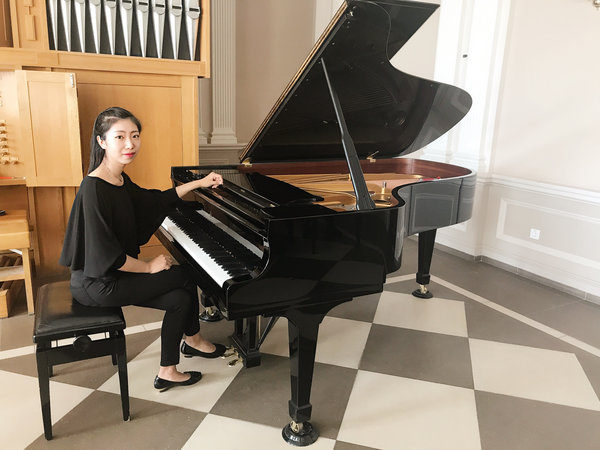 Discovering Russia: Chinese Music Student Enjoys Living in Kazan