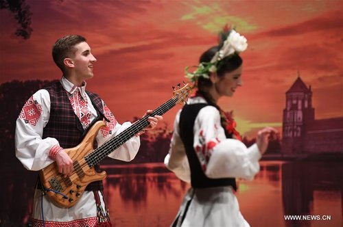 China-Belarus Year of Tourism Held in SW China