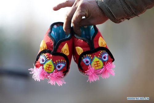 New Year Elements in China's Traditional Culture