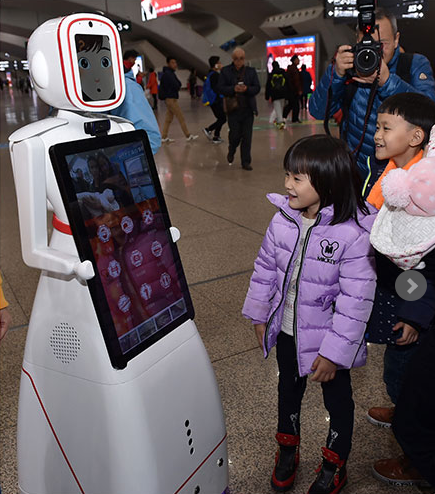 Tech Provides More Convenience to Spring Festival Travelers