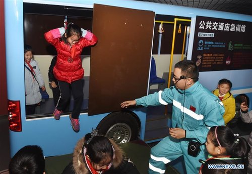 Home Safety Workshop Organized in E China's Qingdao