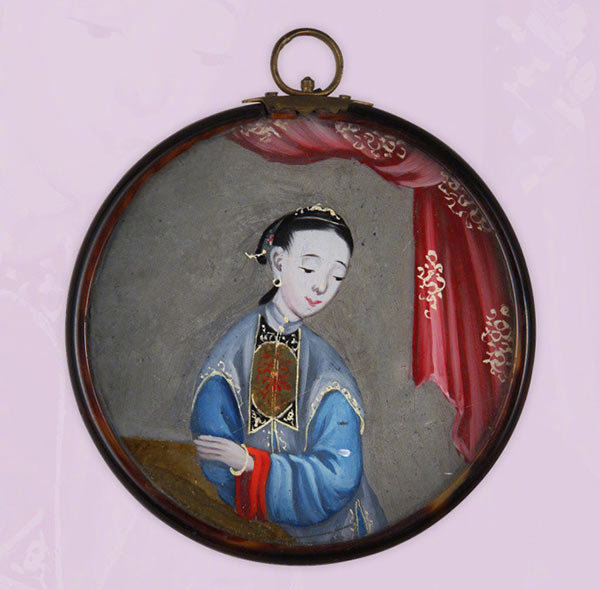 Qing Dynasty Mirrors from Palace Museum Collection