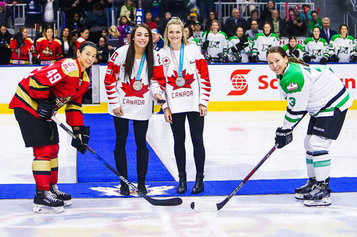 Kunlun Red Star Falls to Markham Thunder 2-1 in Clarkson Cup