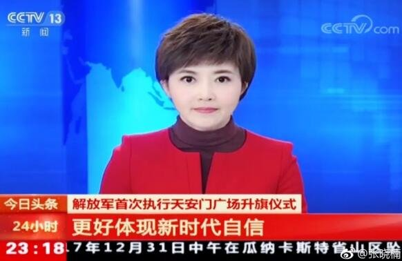 Zhang Xiaonan: Outstanding CCTV News Anchor