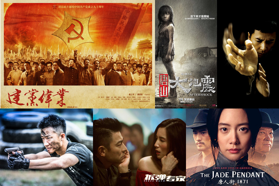 Golden Age for Chinese Film Industry Going Global