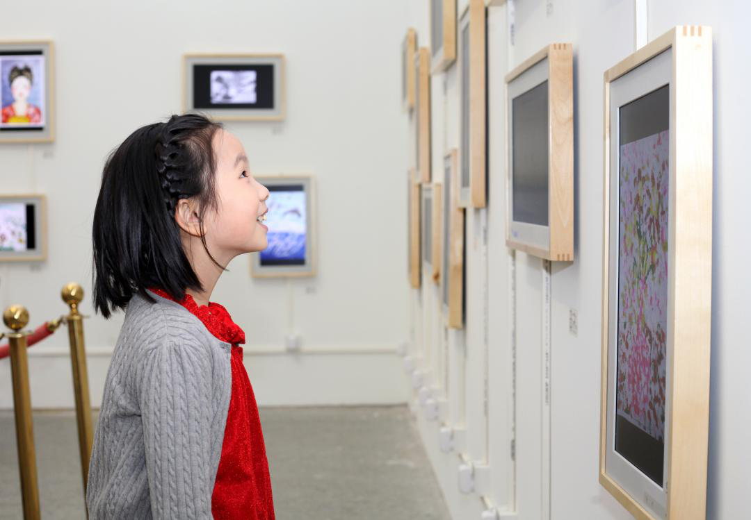 China-Europe Youth Painting Festival Held in Beijing