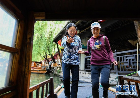 Floating Tour Guides Introduce Watertown to Visitors