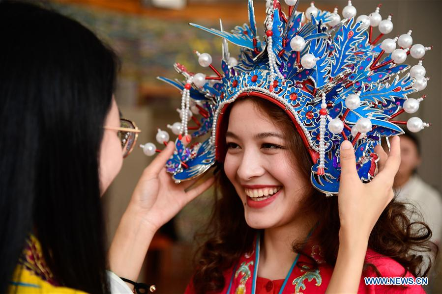 Kazakhstani Student Pursues Dreams in Qingdao