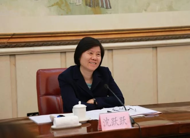 ACWF President Joins Discussion with Grassroots Officials in E China Province