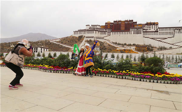 Travel Perks Help Tibet Work Wonders