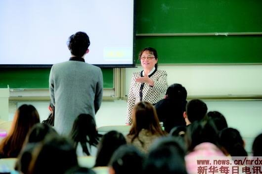 Ideological Class Teacher Gains Popularity Among Students in MUC