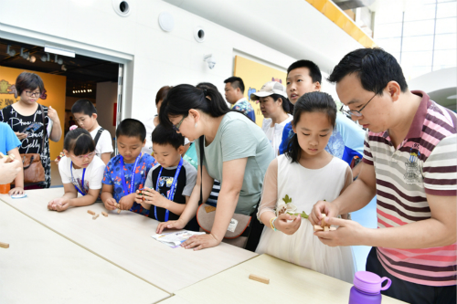 Museum Greets Int'l Children's Day in Beijing