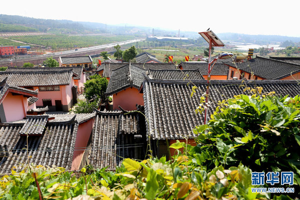 Rural Tourism Promotes Poverty-Alleviation in SW China