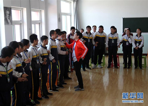 Zhejiang Volunteers Provide Public Services in Shanxi