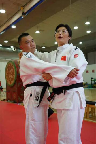 Female Judo Coach Pursues Her Champion Dream for 33 Yrs
