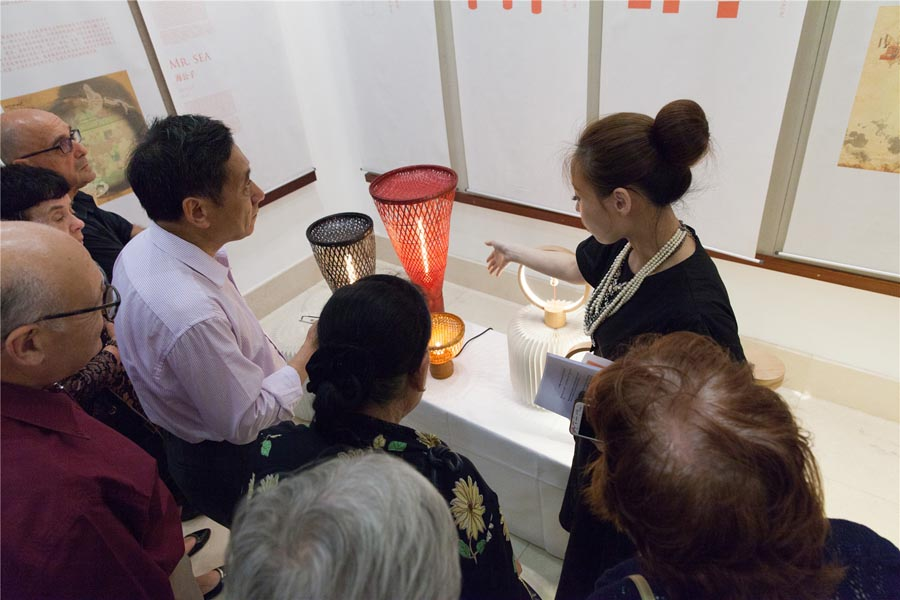 Chinese Cultural Products Displayed in Malta