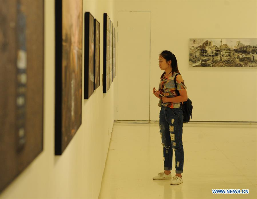 Exhibition of Graduates' Works Held in Xi'an Academy of Fine Arts