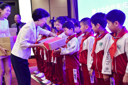 Beijing Project to Benefit Local Disadvantaged Children