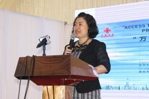 China to Help Kenya Achieve Development Goals