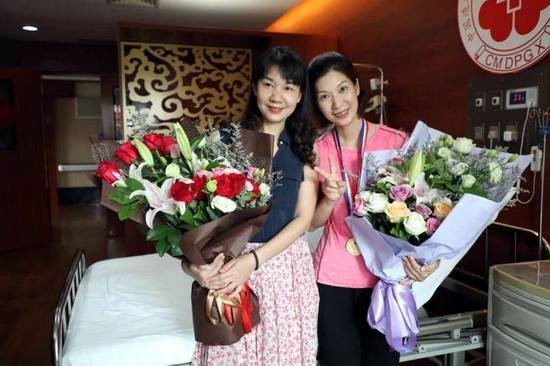 Zhuang Sisters Donate Bone Marrow, Help Save Lives