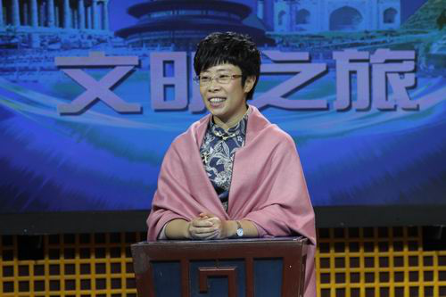 Female Scholar Elaborates Aesthetics in Chinese Poetry