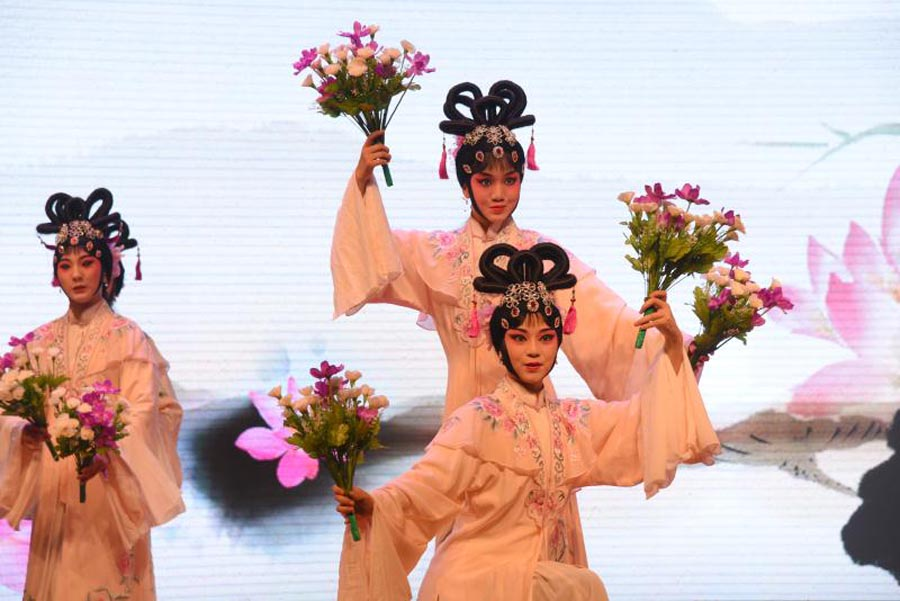 UNESCO Facilitators Experience Magic of Kunqu Opera