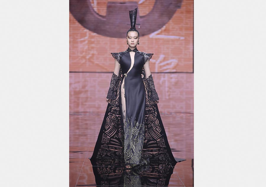 Fashion Event Focuses on Zhejiang Culture