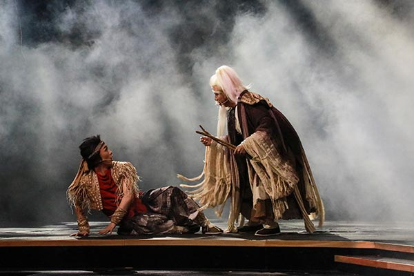 China National Theatre for Children Unveils First Play of Year
