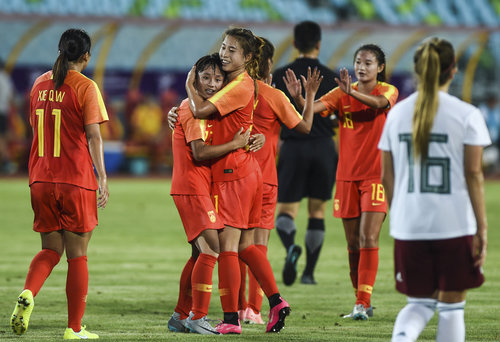 Should China Pay Greater Attention to Women's Soccer?